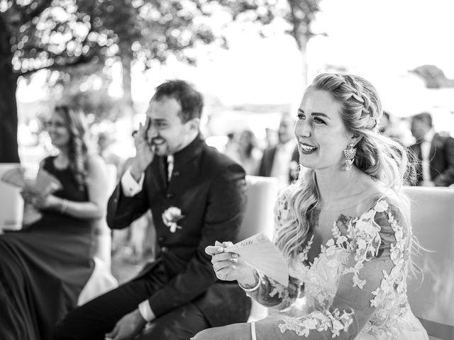 Il matrimonio di Claudio e Sara a Rovato, Brescia 16
