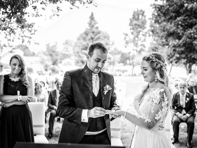 Il matrimonio di Claudio e Sara a Rovato, Brescia 21