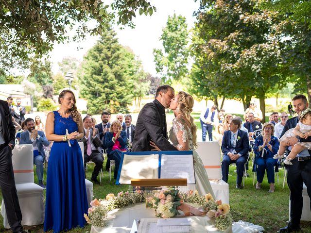 Il matrimonio di Claudio e Sara a Rovato, Brescia 23