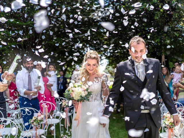Il matrimonio di Claudio e Sara a Rovato, Brescia 25