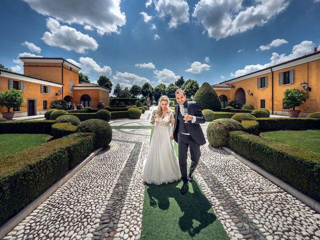 Il matrimonio di Claudio e Sara a Rovato, Brescia 26