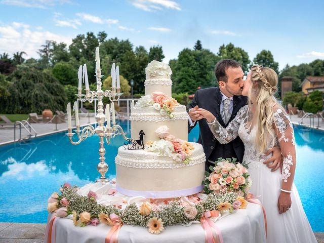 Il matrimonio di Claudio e Sara a Rovato, Brescia 38