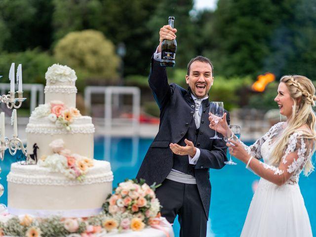 Il matrimonio di Claudio e Sara a Rovato, Brescia 39