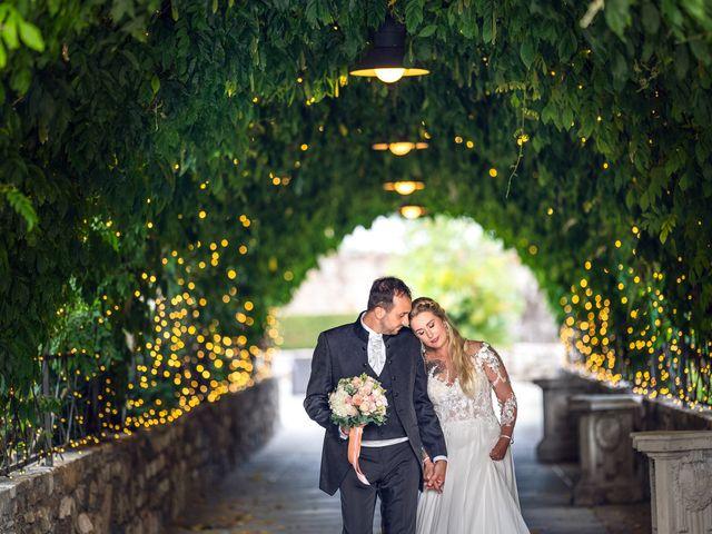 Il matrimonio di Claudio e Sara a Rovato, Brescia 41