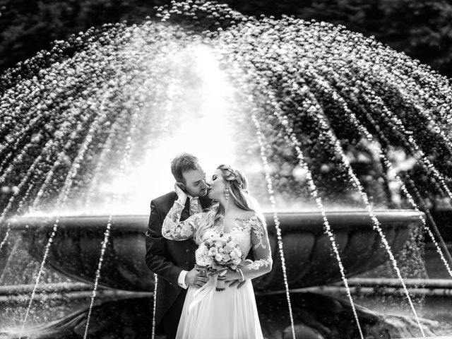 Il matrimonio di Claudio e Sara a Rovato, Brescia 44