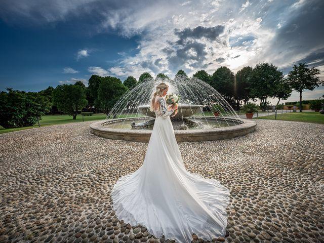 Il matrimonio di Claudio e Sara a Rovato, Brescia 45