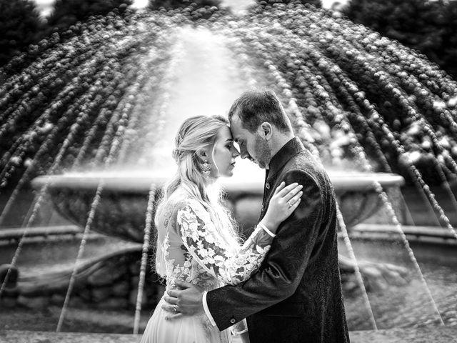 Il matrimonio di Claudio e Sara a Rovato, Brescia 46