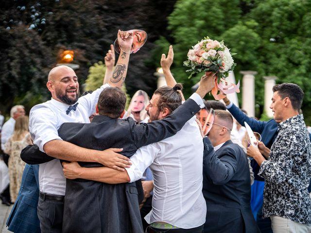 Il matrimonio di Claudio e Sara a Rovato, Brescia 47