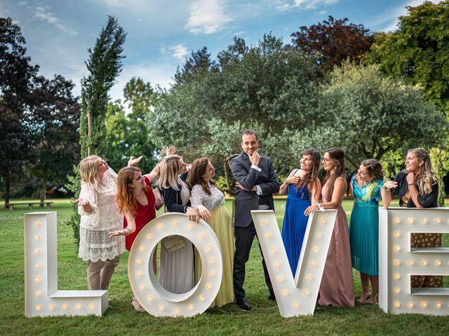 Il matrimonio di Claudio e Sara a Rovato, Brescia 52