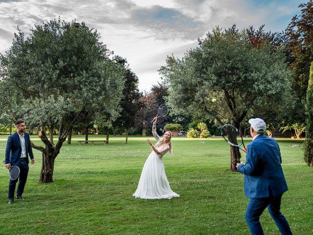 Il matrimonio di Claudio e Sara a Rovato, Brescia 53