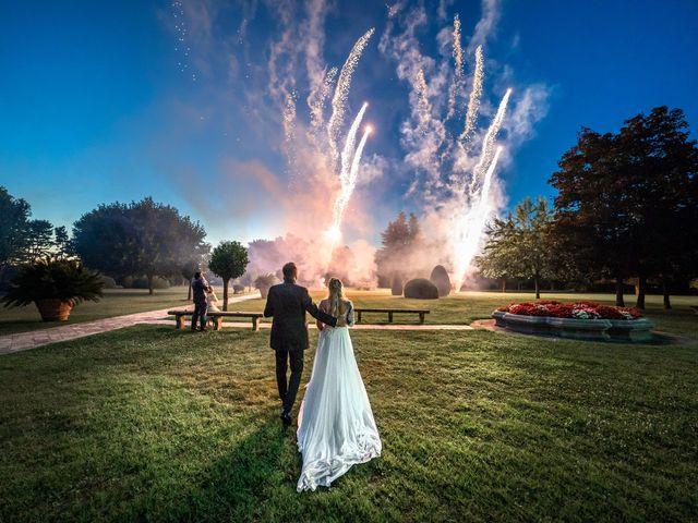 Il matrimonio di Claudio e Sara a Rovato, Brescia 57