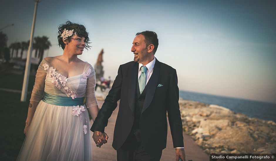 Il matrimonio di Francesco e Antonella a San Benedetto del Tronto, Ascoli Piceno