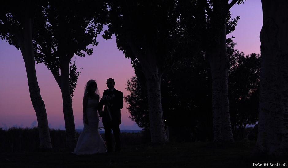 Il matrimonio di Luca e Sabrina a Quartu Sant'Elena, Cagliari