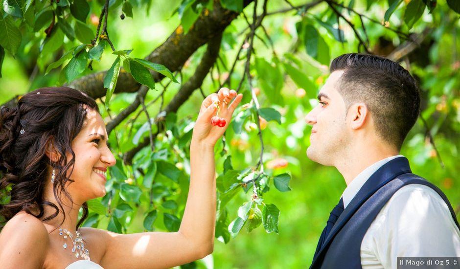 Il matrimonio di Simone e Federica a Guarene, Cuneo