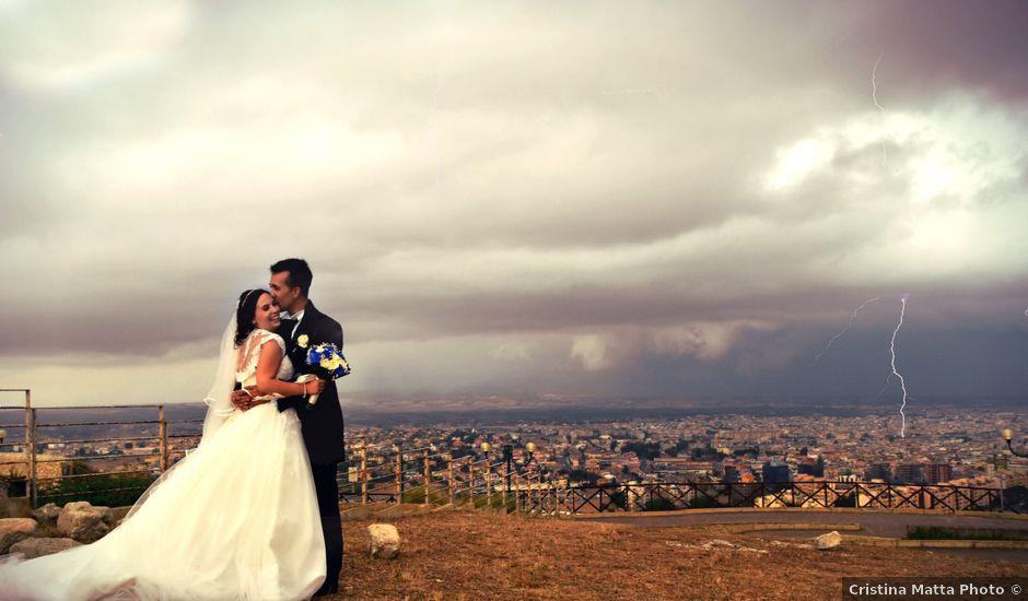 Il matrimonio di Matteo e Claudia a Capoterra, Cagliari