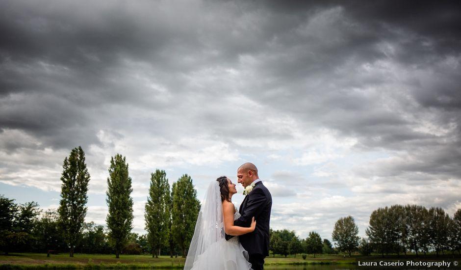 Il matrimonio di Alessandro e Giovanna a Vigevano, Pavia