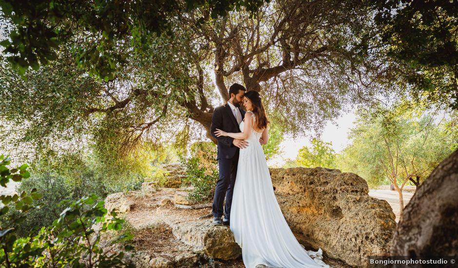 Il matrimonio di Pietro e Loredana a Agrigento, Agrigento