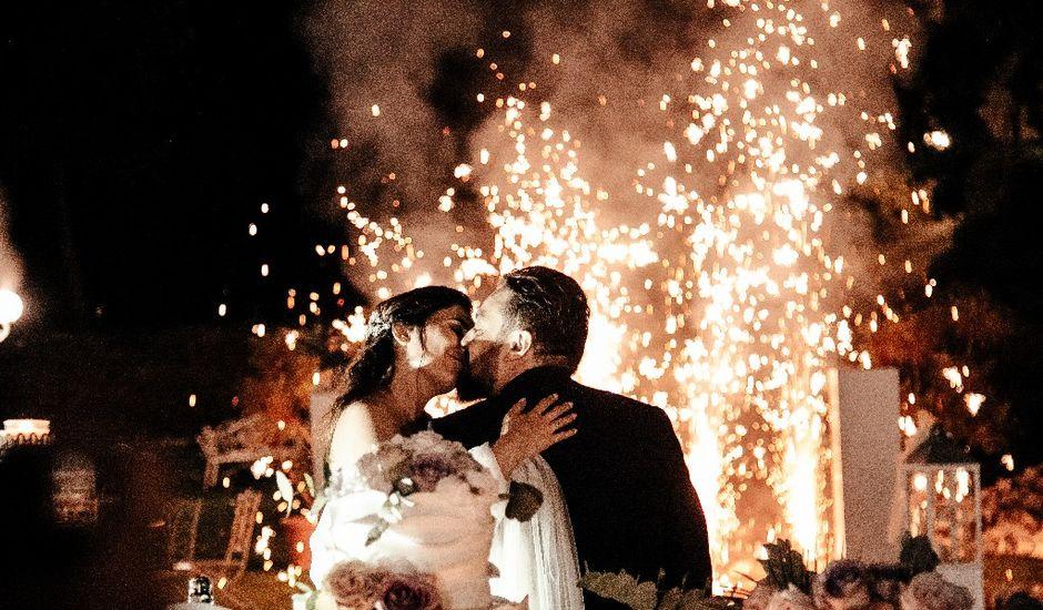 Il matrimonio di Christian e Francesca a Sant'Elia Fiumerapido, Frosinone