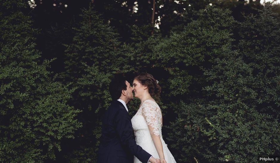 Il matrimonio di Alessandro e Marina a Valeggio sul Mincio, Verona