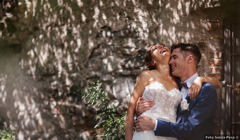 Il matrimonio di Alberto e Doina a Erba, Como