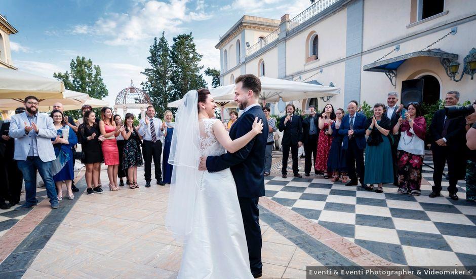 Il matrimonio di Samuele e Valentina a Fauglia, Pisa