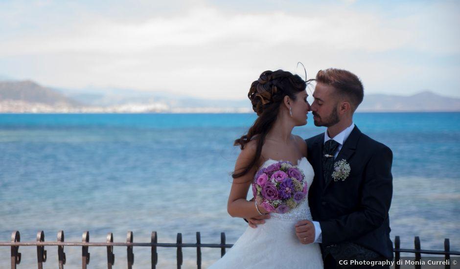 Il matrimonio di Stefano e Angela a Budoni, Sassari
