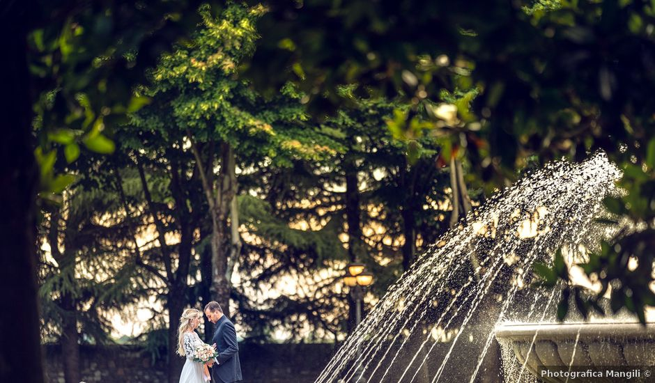 Il matrimonio di Claudio e Sara a Rovato, Brescia