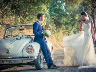 Le nozze di Paolo e Maria Francesca
