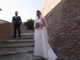 Le nozze di Samuele e Valentina