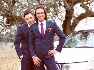 Le nozze di Simone e Roberto