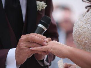 Le nozze di Francesca e Teo