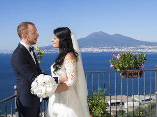 Le nozze di Daniela e Stefano