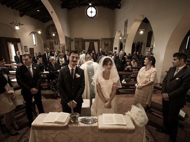 Il matrimonio di Mauro e Roberta a Rovato, Brescia 21