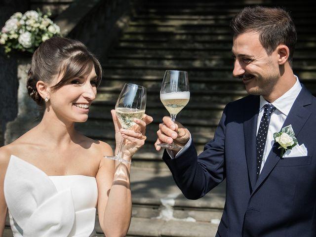 Il matrimonio di Mauro e Roberta a Rovato, Brescia 28