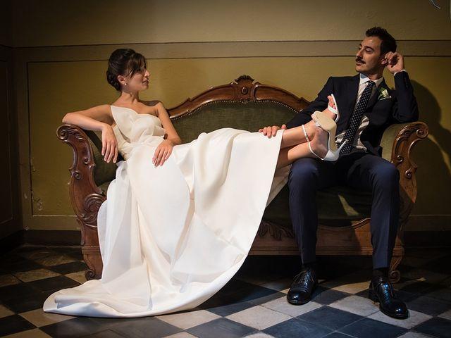 Il matrimonio di Mauro e Roberta a Rovato, Brescia 39