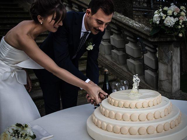 Il matrimonio di Mauro e Roberta a Rovato, Brescia 44