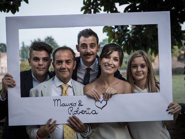 Il matrimonio di Mauro e Roberta a Rovato, Brescia 50