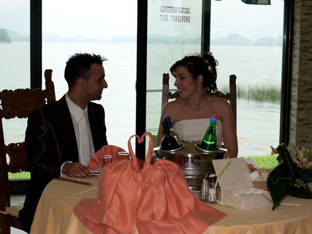 Le nozze di Chiara e Raffaele