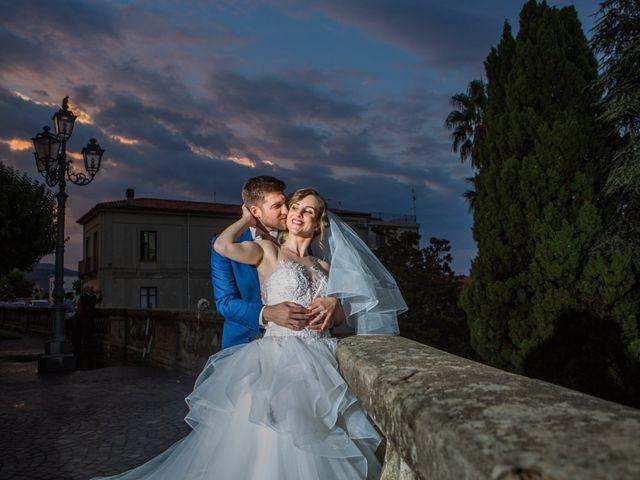 Le nozze di Rosa e David