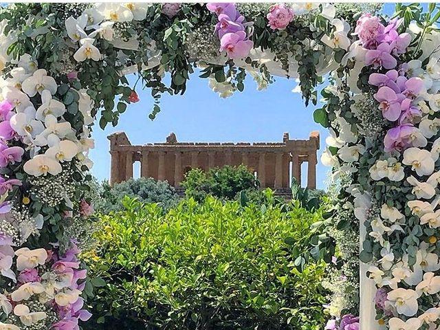 Il matrimonio di Adriano e Flavia a Agrigento, Agrigento 4