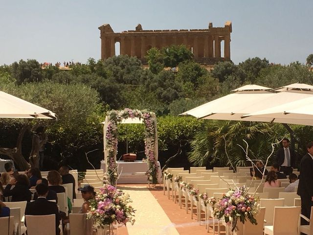 Il matrimonio di Adriano e Flavia a Agrigento, Agrigento 15
