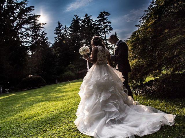 le nozze di Giusy e Andrea