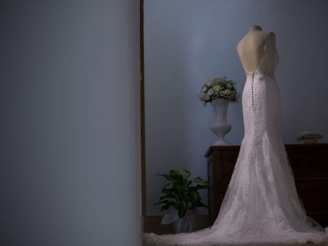 Il matrimonio di Giuseppe e Doriana a Rocca di Neto, Crotone 8