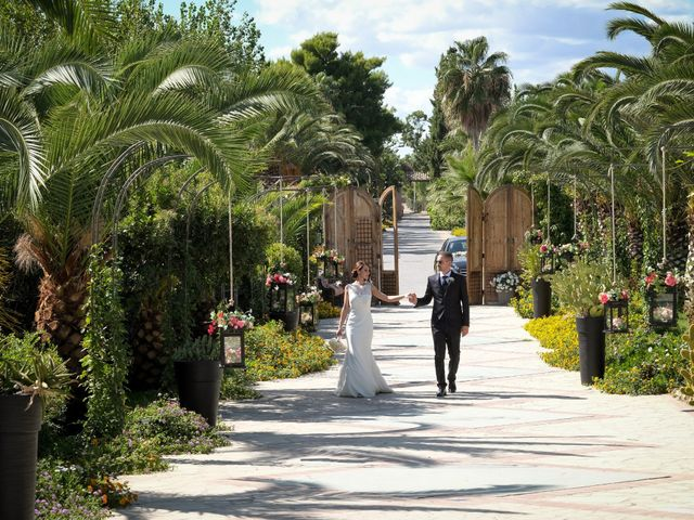 Il matrimonio di Giuseppe e Doriana a Rocca di Neto, Crotone 26
