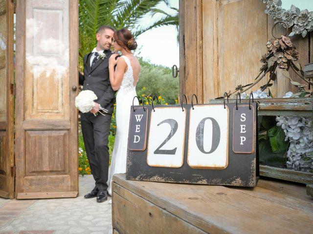 Il matrimonio di Giuseppe e Doriana a Rocca di Neto, Crotone 27