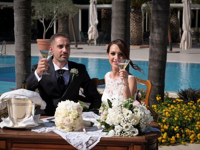 Il matrimonio di Giuseppe e Doriana a Rocca di Neto, Crotone 33