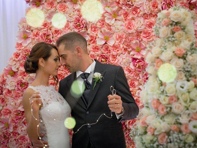 Le nozze di Doriana e Giuseppe