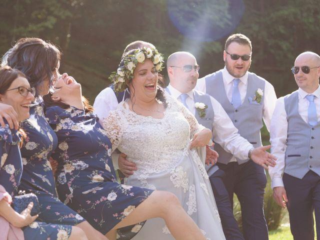 Le nozze di Giovanna e Denis