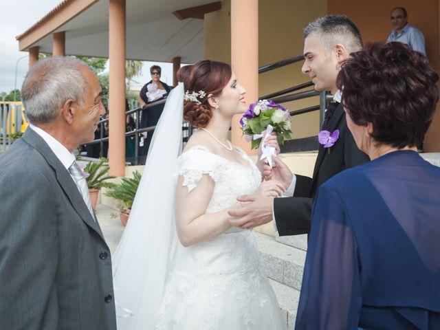 Il matrimonio di Roberto e Cinzia a Capoterra, Cagliari 36