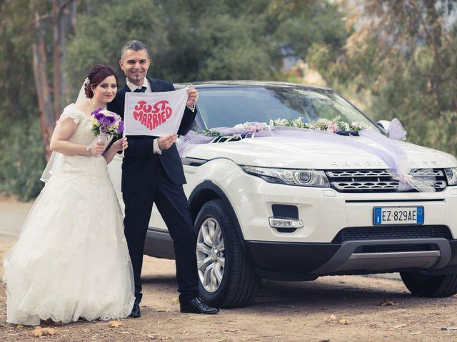 Il matrimonio di Roberto e Cinzia a Capoterra, Cagliari 1